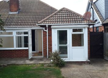 Thumbnail 2 bed bungalow to rent in Catherine Way, Broadstairs