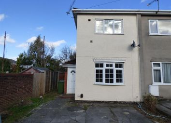 Thumbnail 2 bed end terrace house for sale in Florence Road, Southampton