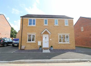 Thumbnail 3 bed detached house for sale in Meek Road, Newent