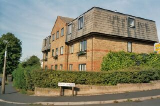 Thumbnail 2 bedroom flat to rent in Redcot Gardens, Belmesthorpe, Stamford, Lincolnshire