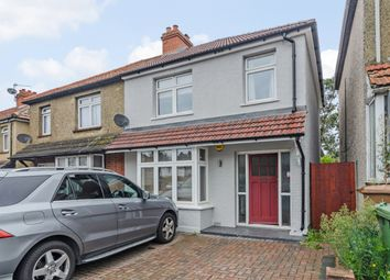 Thumbnail 3 bed semi-detached house for sale in Cheam Common Road, Worcester Park, London