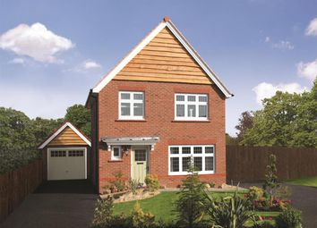 Thumbnail 3 bed detached house for sale in Admiral Close, Harbour Village, Fleetwood