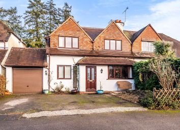 Thumbnail 3 bed semi-detached house for sale in Boundstone Close, Wrecclesham, Farnham