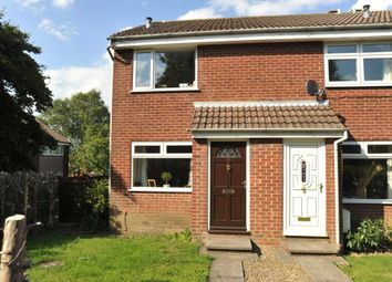 Thumbnail 2 bedroom terraced house to rent in Lichfield Grove, Harrogate