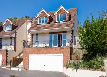 Thumbnail 4 bed detached house for sale in Nibletts Hill, St. George, Bristol
