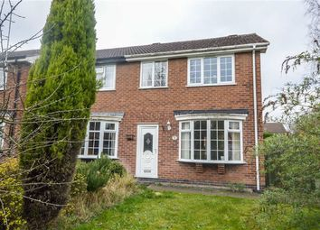 Thumbnail 3 bed end terrace house for sale in Plumtree Gardens, Calverton, Nottingham