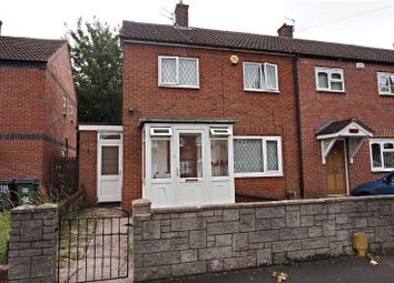 Thumbnail 2 bedroom end terrace house for sale in Wordsworth Street, West Bromwich
