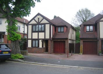 Thumbnail 4 bedroom detached house to rent in Kingston Road, Gidea Park, Romford