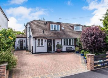 Thumbnail 4 bed semi-detached house for sale in Worcester Park, Surrey