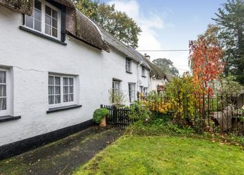Thumbnail 2 bed semi-detached house for sale in Cherition Bishop, Exeter, Devon