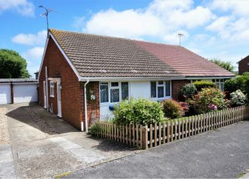 Thumbnail 2 bed semi-detached bungalow for sale in Richmond Road, South Tankerton, Whitstable