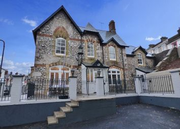 Thumbnail 2 bed flat for sale in Ellacombe Road, Torquay