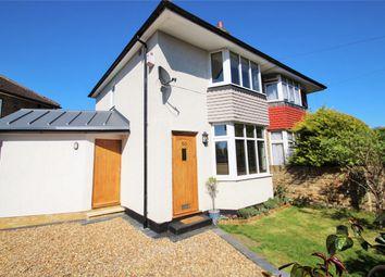 Thumbnail 3 bed semi-detached house for sale in Newtown Road, Denham, Buckinghamshire