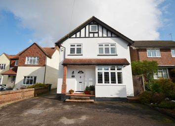Thumbnail 4 bed detached house for sale in Ashurst Road, Tadworth