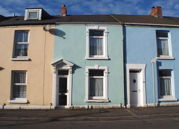 Thumbnail 2 bed terraced house to rent in Catherine Street, Swansea