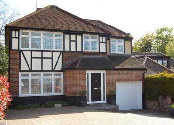 Thumbnail 4 bed detached house for sale in Tilney Drive, Buckhurst Hill