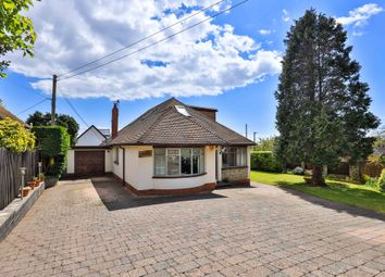 Thumbnail Detached bungalow for sale in Cog Road, Sully, Penarth