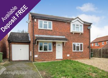 Thumbnail 2 bedroom semi-detached house to rent in Anglesey Court, Great Holm, Milton Keynes
