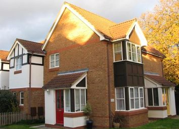 Thumbnail 1 bed property to rent in Barnsbury Gardens, Newport Pagnell