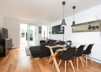 Thumbnail 3 bed town house for sale in Levana Close, Southfields, London