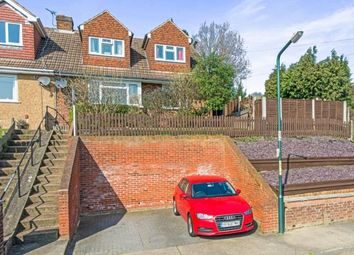 Thumbnail 4 bed semi-detached house for sale in Pepys Way, Rochester, Kent, .