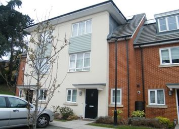 Thumbnail 3 bed town house to rent in Blossom Drive, Orpington