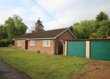 Thumbnail 3 bed detached bungalow to rent in Great Horkesley, Colchester, Essex