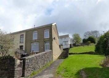 Thumbnail 3 bed end terrace house for sale in Brynogwy Terrace, Nantymoel, Bridgend, Mid Glamorgan
