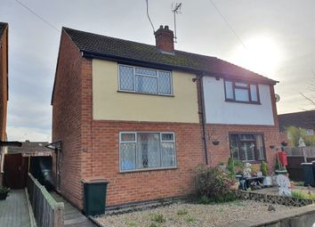Thumbnail 2 bed semi-detached house for sale in Rowan Grove, Coventry