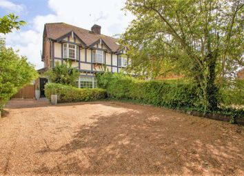 Thumbnail 3 bed semi-detached house for sale in Fontwell Avenue, Eastergate, Chichester