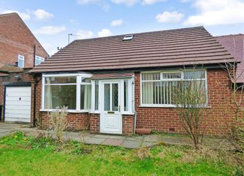 Thumbnail 2 bed bungalow for sale in Ridge Road, Marple, Stockport