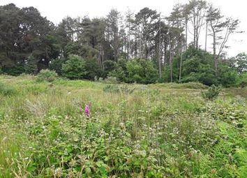 Thumbnail Land for sale in Treskerby Woods, Opposite Scorrier Filling Station, Truro, Scorrier, Cornwall