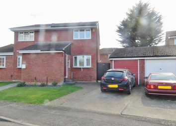 Thumbnail 2 bed semi-detached house to rent in Salix Road, Thurrock Park, Grays
