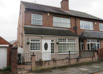 3 bed semi-detached house for sale in West Park Road, Derby DE22