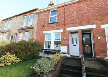 Thumbnail 2 bed terraced house to rent in Church Road, Willesborough, Ashford