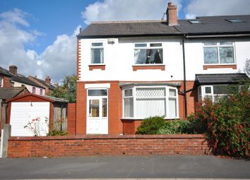 Thumbnail 3 bed semi-detached house for sale in Dronfield Road, Salford