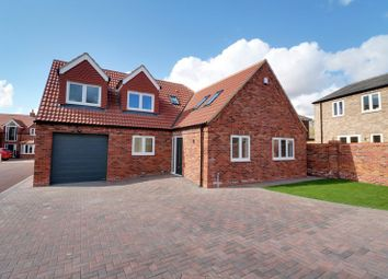 Thumbnail 5 bed detached house for sale in Temperance Avenue, Messingham, Scunthorpe