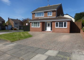 Thumbnail 4 bed detached house for sale in Hylton Road, West Park, Hartlepool