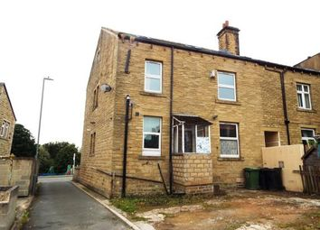 Thumbnail 3 bed end terrace house for sale in Yews Hill Road, Lockwood, Huddersfield, West Yorkshire