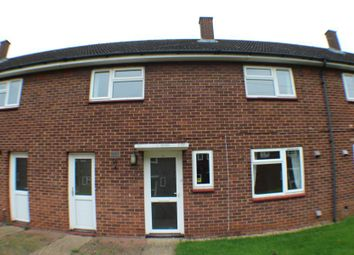 Thumbnail 3 bed terraced house to rent in Morris Close, Henlow