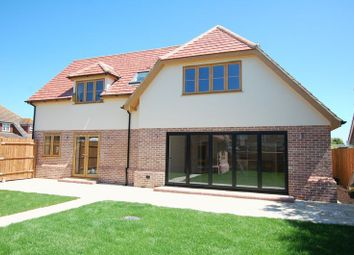 Thumbnail 4 bed detached house for sale in Victoria Road, Bulphan, Upminster