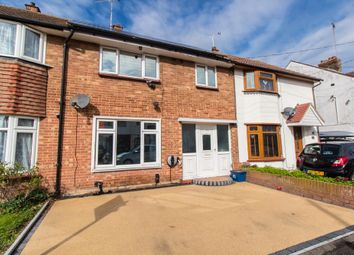 Thumbnail 3 bed terraced house for sale in Park Avenue, Leigh-On-Sea