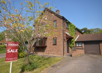 Thumbnail 4 bed detached house for sale in Bishops Close, Thorpe St. Andrew, Norwich