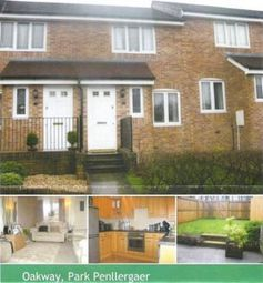 Thumbnail 2 bed terraced house to rent in Oak Way, Penllergaer, Swansea, Swansea