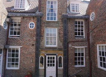 Thumbnail 2 bed flat for sale in The Old Hall, Hall Park Road, Hunmanby
