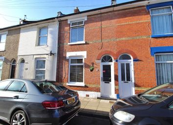Thumbnail 2 bed terraced house for sale in Eton Road, Southsea