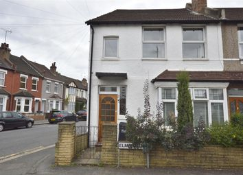 Thumbnail 2 bed end terrace house to rent in Purley, Surrey