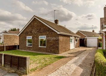 Thumbnail 2 bed detached bungalow to rent in Eastfields, Narborough, King's Lynn