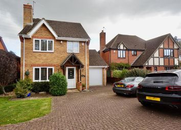 Thumbnail 4 bed detached house for sale in Stephenson Way, Hedge End, Southampton