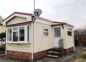 Thumbnail 1 bed mobile/park home for sale in Bartington Hall Park, Cheshire